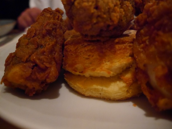 KFC Style biscuit